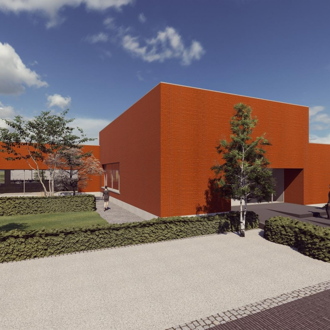 Nieuwe kantoorvilla FiMek